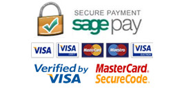 We take MasterCard and Visa for on-line payments, we also accept payment in store for collections and via BACS and fastpay.