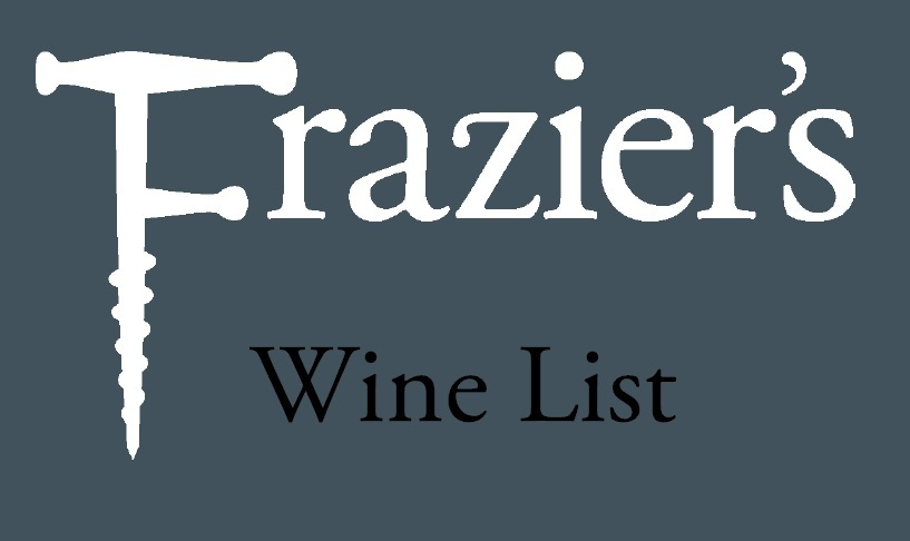 Sample Wine Lists